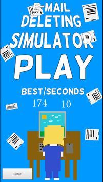 Email Deleting Simulator poster