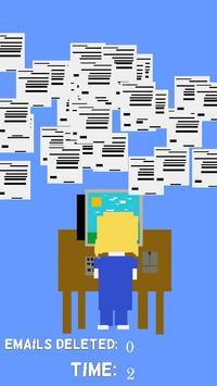 Email Deleting Simulator screenshot 2