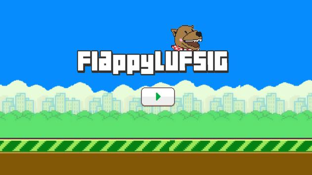 Flappi Lufsig poster