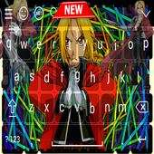 Keyboard for Edward Elric icon