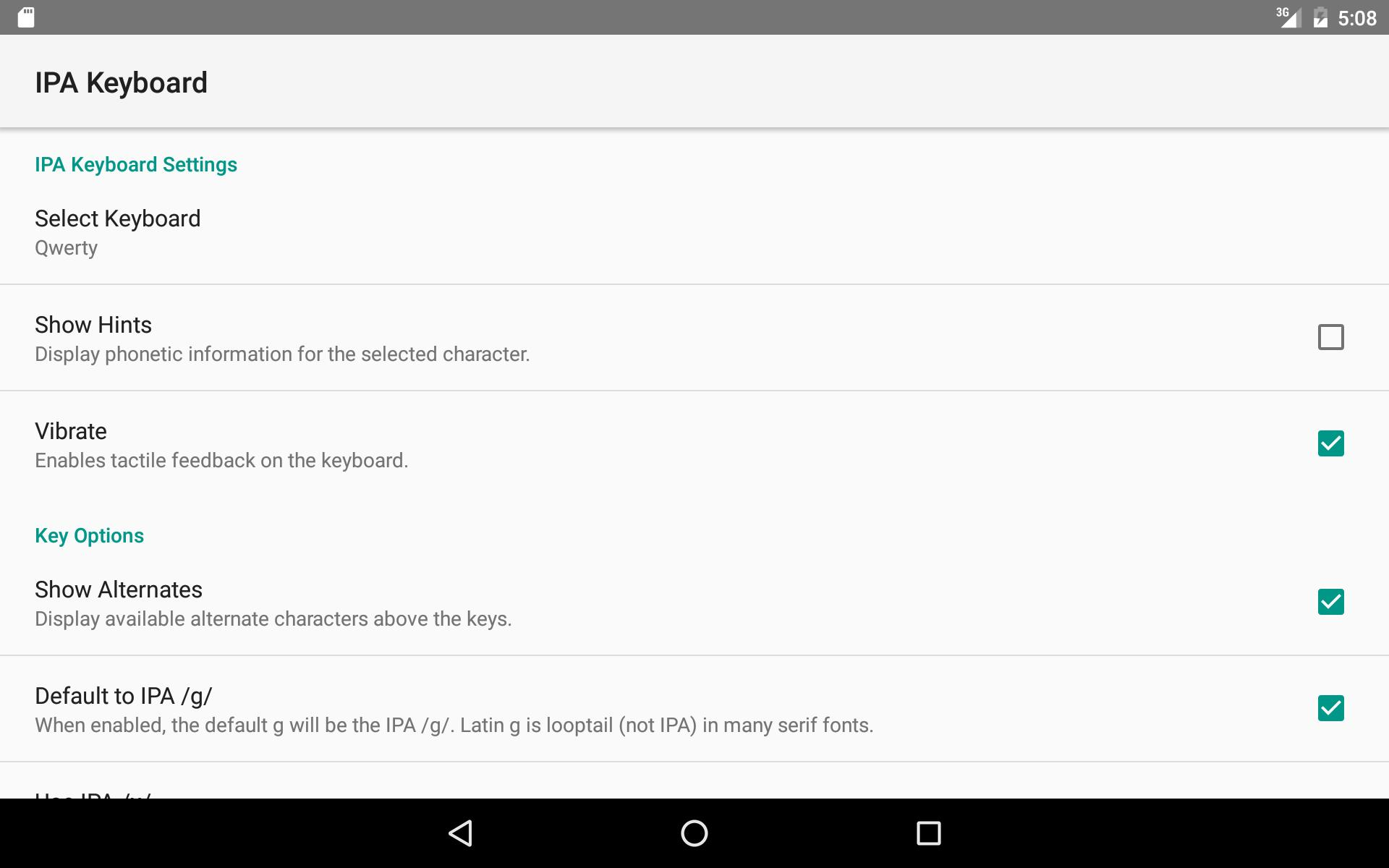 IPA Keyboard for Android - APK Download