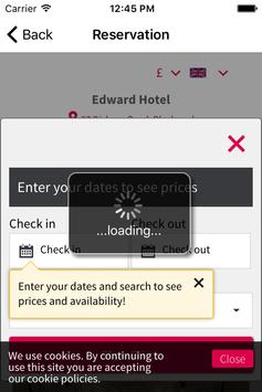 Edward Hotel apk screenshot