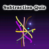Edwin's Math - Subtraction icon