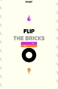 Flip The Bricks apk screenshot