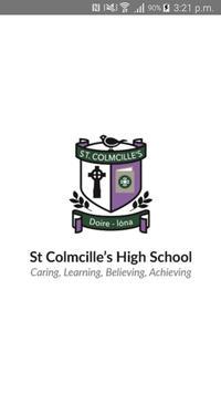 St Colmcille's High School Crossgar poster