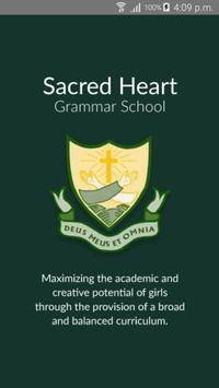 Sacred Heart Grammar Newry poster