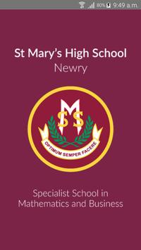 St Mary's High School Newry poster