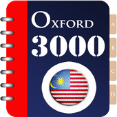 3000 Oxford Words - Malay icon