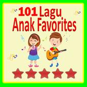 101 Lagu ANAk JaLAnan TerBAik icon