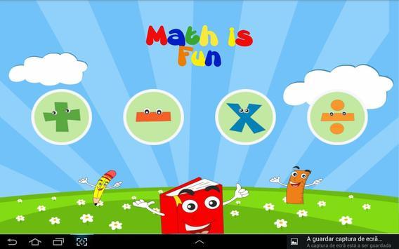 Math is Fun Free screenshot 2