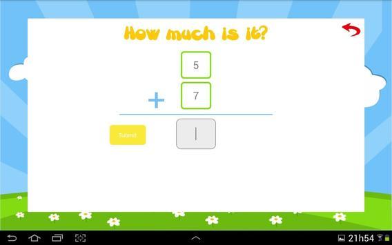 Math is Fun Free screenshot 7