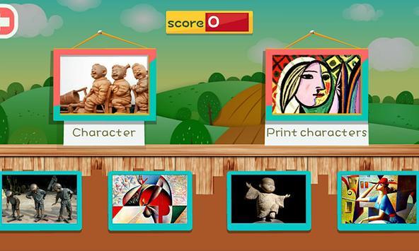 Character Creation screenshot 3