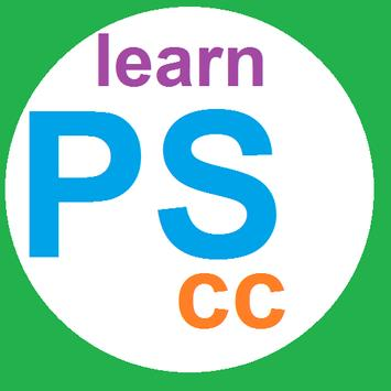 learn photoshop cc video course poster