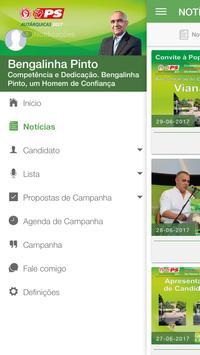 Bengalinha - Autárquicas 2017 screenshot 2
