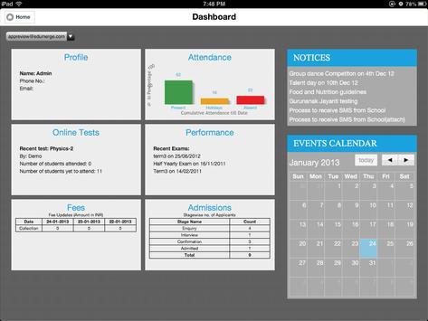 New Horizon Public School apk screenshot