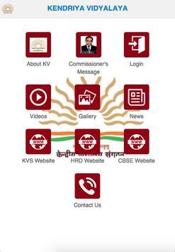 Kendriya Vidyalaya poster