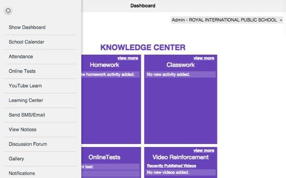 Royal International School screenshot 8