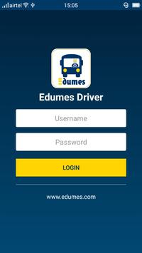 Edumes Driver: GPS tracking App for vehicles (Unreleased) poster