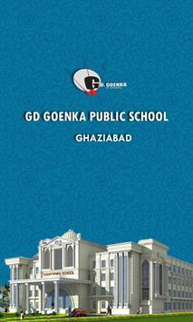 GD Goenka Ghaziabad TeacherApp poster