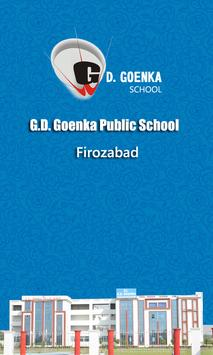 GD Goenka Firozabad poster