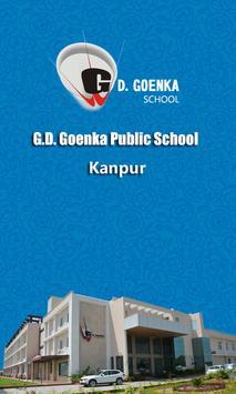 GD Goenka Kanpur Teacher App poster