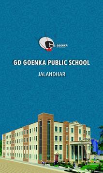 GD Goenka Jalandhar TeacherApp poster