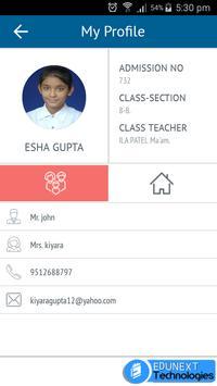 Deep Memorial Public School apk screenshot