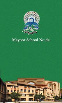 Mayoor School Noida poster
