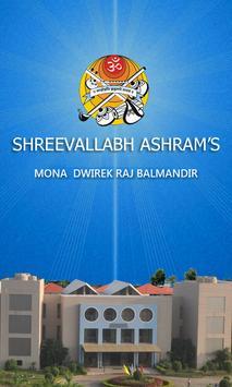 Vallabh Ashram MDRB poster