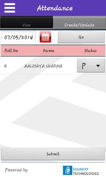 Vallabh Ashram MGM teacher App screenshot 3