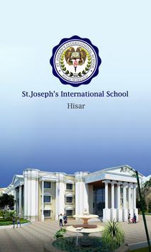 St Joseph International School poster