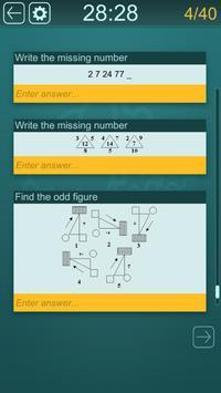 IQ Test App 2 screenshot 2