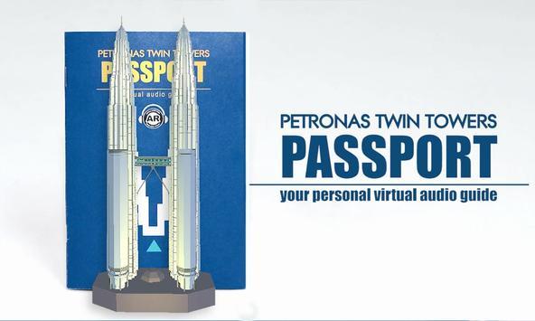 PETRONAS Twin Towers Passport: Virtual Audio Guide poster