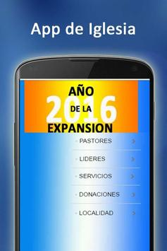App de Iglesia poster