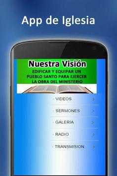 App de Iglesia screenshot 1
