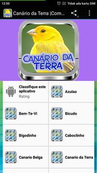 Canário da Terra |Completos screenshot 5