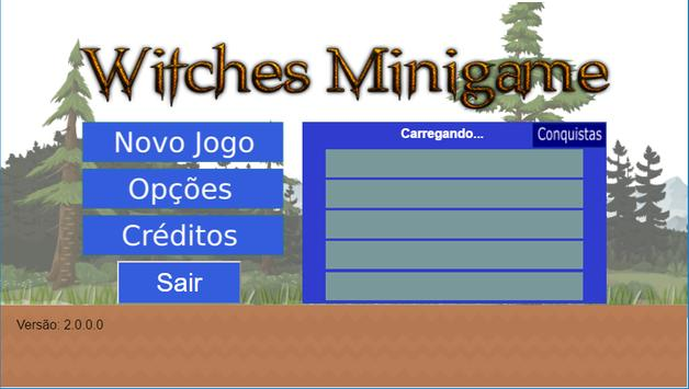 Witches Minigame poster