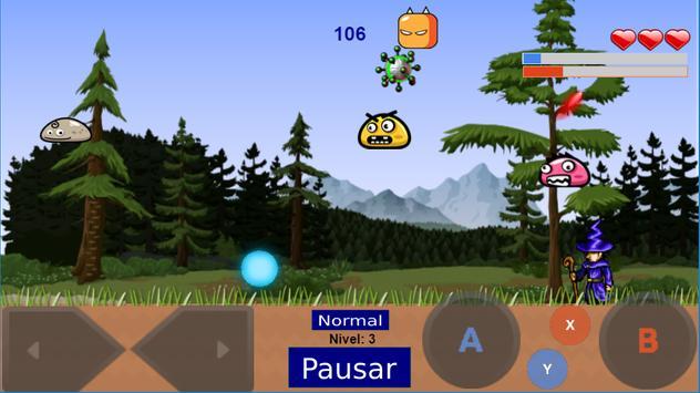 Witches Minigame apk screenshot