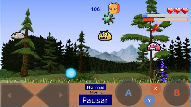 Witches Minigame screenshot 1