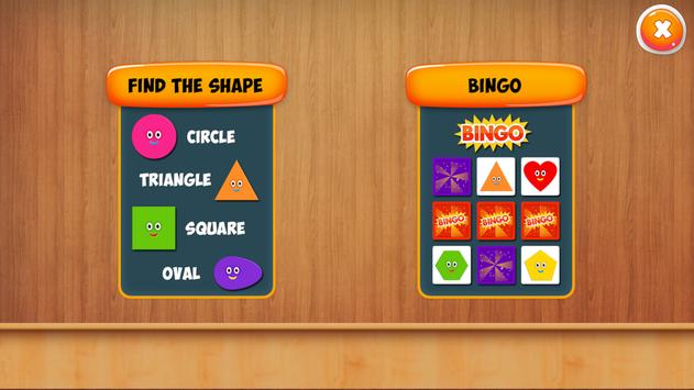 Find the Shapes Puzzle for Kids screenshot 16