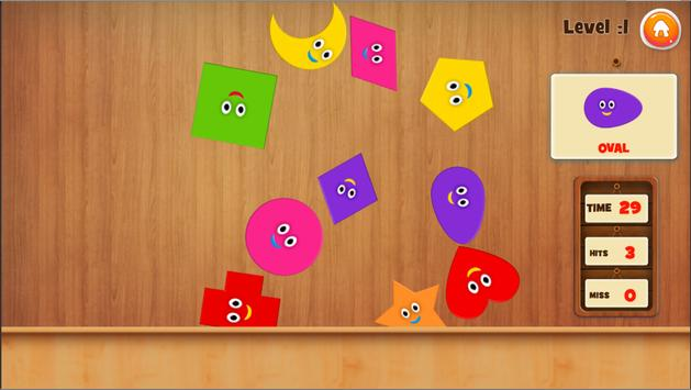 Find the Shapes Puzzle for Kids screenshot 3