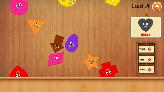 Find the Shapes Puzzle for Kids screenshot 4