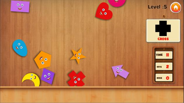 Find the Shapes Puzzle for Kids screenshot 5