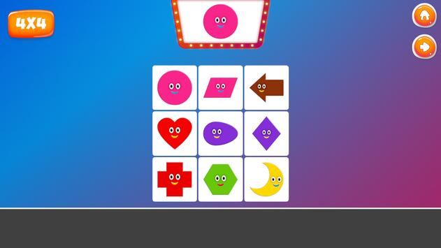 Find the Shapes Puzzle for Kids screenshot 9