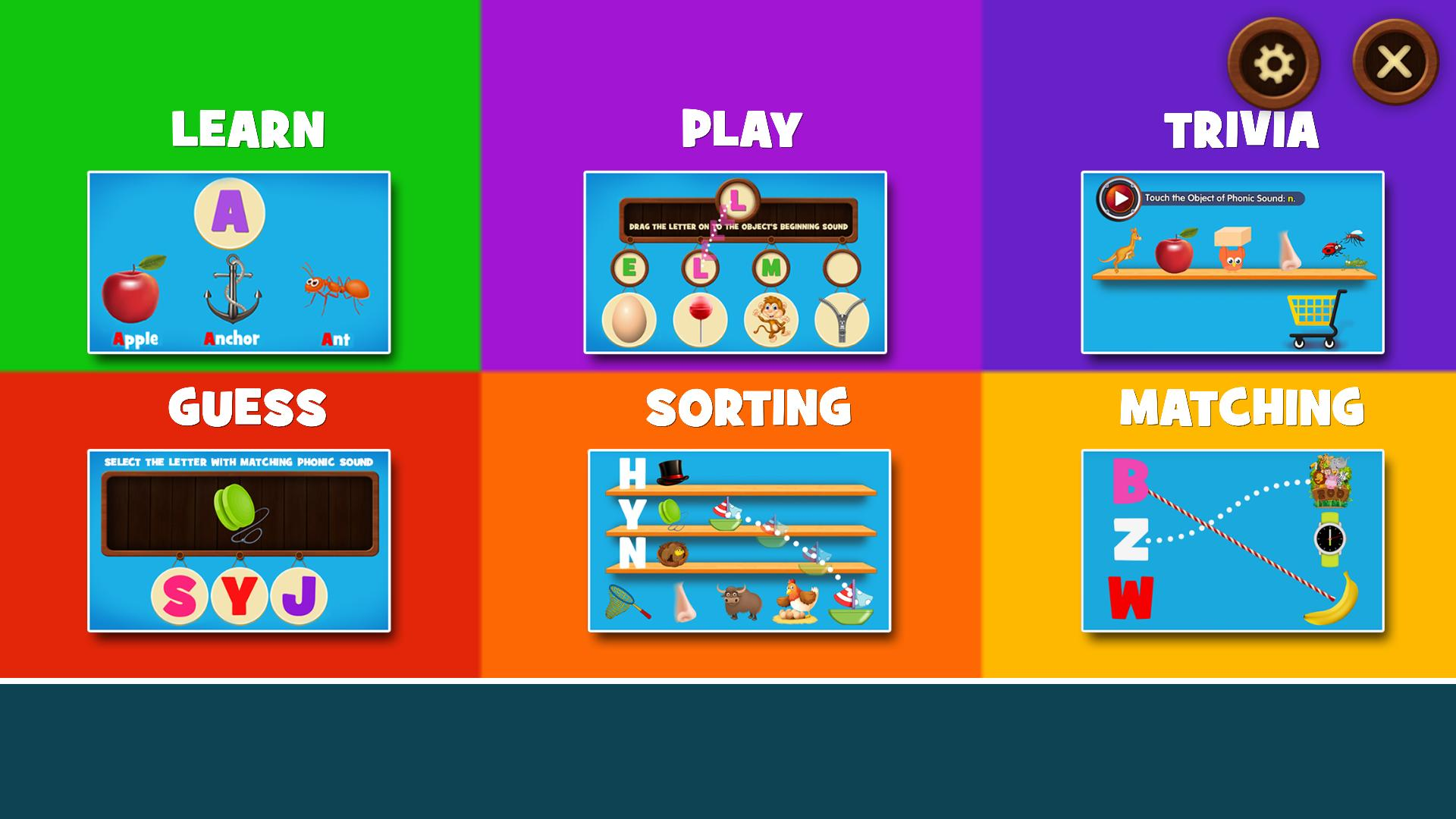 Learning Phonics for Kids for Android - APK Download