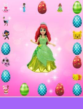 Surprise Eggs Princess poster