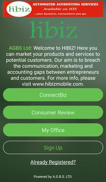 Hibiz screenshot 4