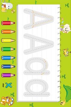 My First English Alphabet Lite apk screenshot