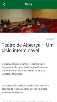 Município de Alpiarça apk screenshot