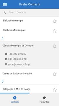 Município de Coruche apk screenshot